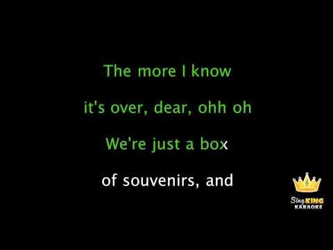 カラオケ - Gabrielle Aplin   Panic Cord - Karaoke Version