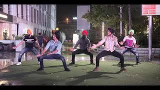 Bhangra on | Pinda Aale Jatt | by Parmis Verma | Punjabi Virsa