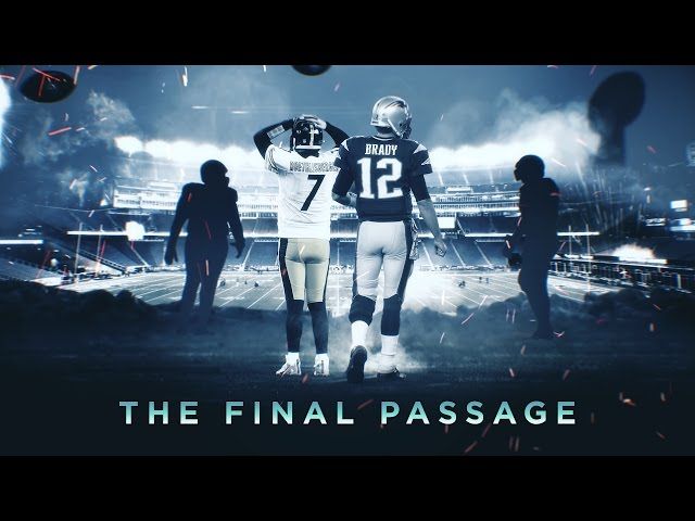 Steelers vs. Patriots AFC Championship Trailer: The Final Passage | NFL