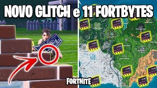 FORTNITE-NEW GLITCH, BUGADAS CONSTRUCTIONS and ALL FORTBYTES