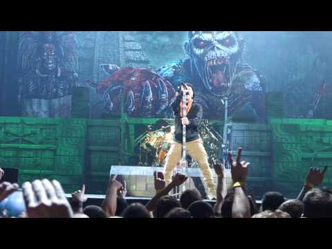 Iron Maiden - Death or Glory Live @ Echo Arena Liverpool 20.5.2017
