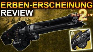Destiny 2: Erben Erscheinung Review (Deutsch/German)