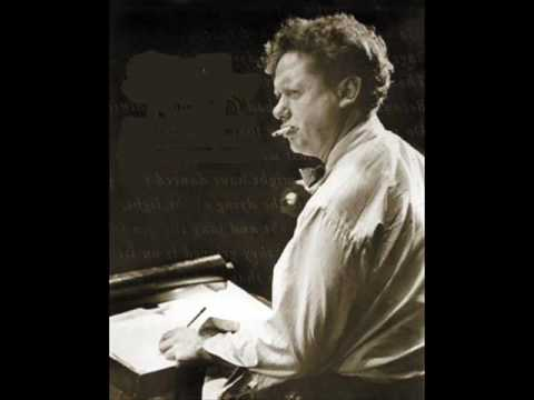 Dylan Thomas — Among Those Killed In The Dawn Raid Was A Man Aged A Hundred