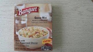 Banquet Queso Mac Review
