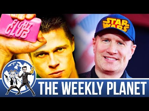 Edgy Movies, Feige''s Star Wars & Spider-Man Returns  - The Weekly Planet Podcast