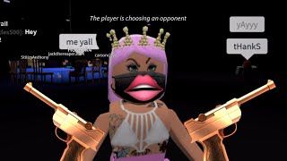 Killing Hoes Left & Right | Roblox