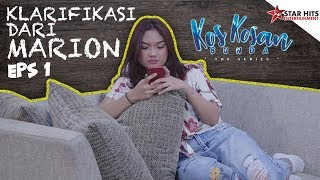 Video KOS-KOSAN BUNDA EPS 1 | KLARIFIKASI DARI MARION download MP3, 3GP, MP4, WEBM, AVI, FLV Mei 2018