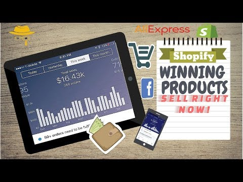 Shopify Dropshipping Winning products 2019 Trending Right Now