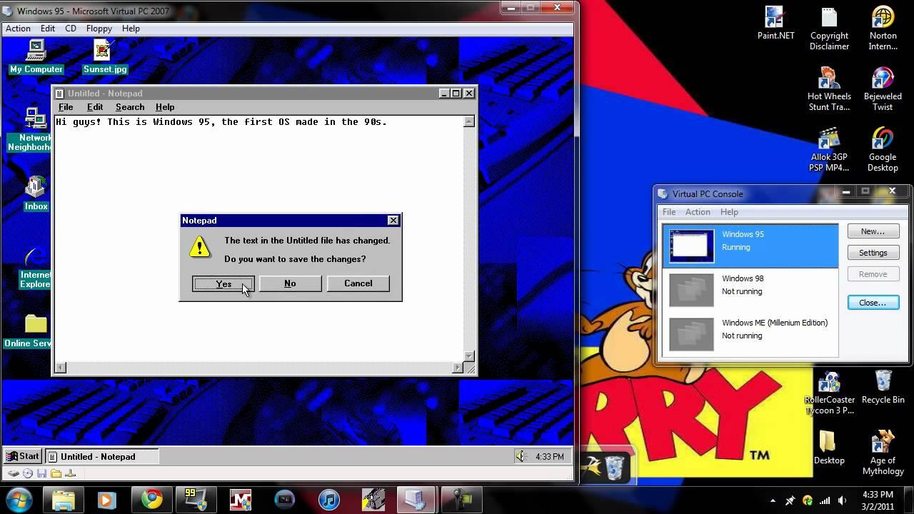 Bob Rivers Windows 95 Sucks Listen, watch, download