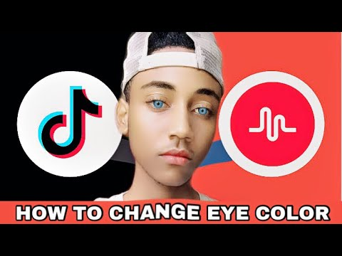 Here's How to Do the Viral Eye Shape Chart Challenge on TikTok  |Tiktok Eye Color Chart