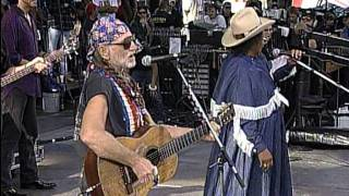 Willie Nelson - Amazing Grace (Live At Farm Aid 1995)