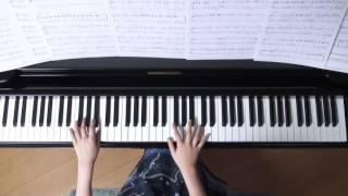 2016年8月28日 録画、 使用楽譜;ピアノ・ソロ サザンオールスターズ.