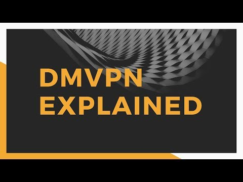 Dmvpn Explained With Configuration