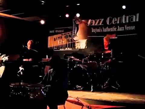 Trading 4's (solos) at local jazz venue:  Jazz Central