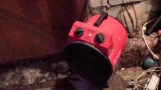 Тепловая пушка Ресанта - обзор(Тепловая пушка Ресанта ТЭП 3000 К обзор. -~-~~-~~~-~~-~- Please watch: