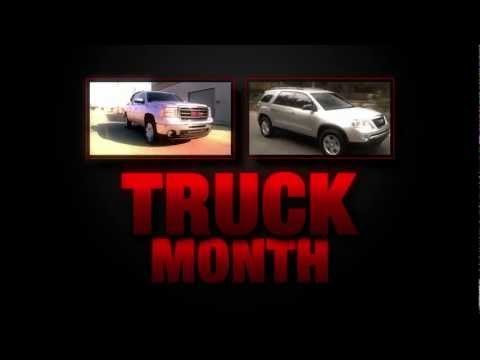 Thompson Buick-GMC - Truck Month-Low Lease