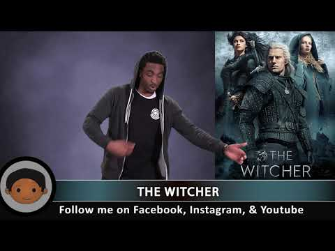 XG Movie Reviews - The Witcher