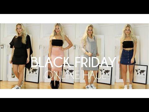 Black Friday online shopping Try on haul I Fashion nova, Romwe, shein, CN Direct