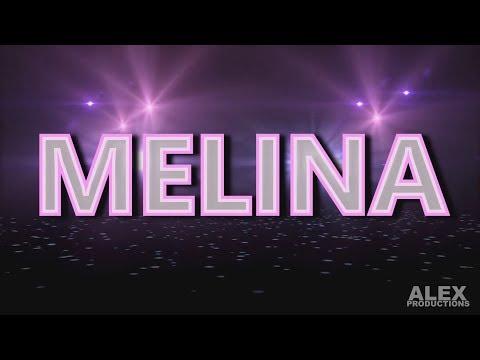 Melina Custom Entrance Video (Titantron)