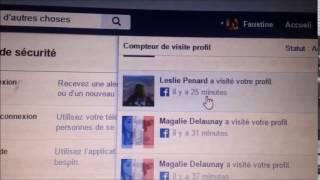Compteur de visite profil   français (FR)