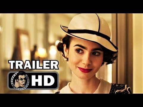 Thumbnail: THE LAST TYCOON Official Trailer (HD) Lily Collins/Kelsey Grammer Amazon Series