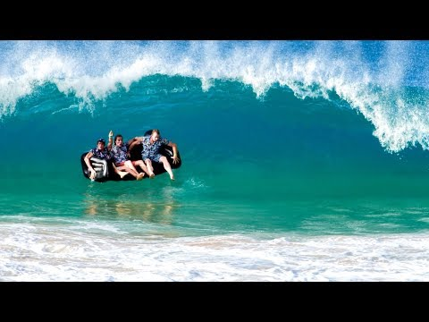 COUCH SURFING AND RACING JOHN JOHN FLORENCE