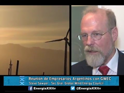 ENERGIAXXI PGM 186 Visita Comitiva Global Wind Energy Council (GWEC) 26 03 2016