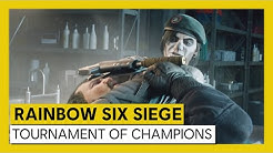 RAINBOW SIX SIEGE - THE TOURNAMENT OF CHAMPIONS (Road to S.I. 2020 event)