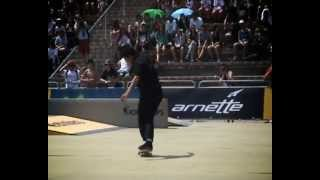 kilian martin freestyle skateboard barcelona extreme