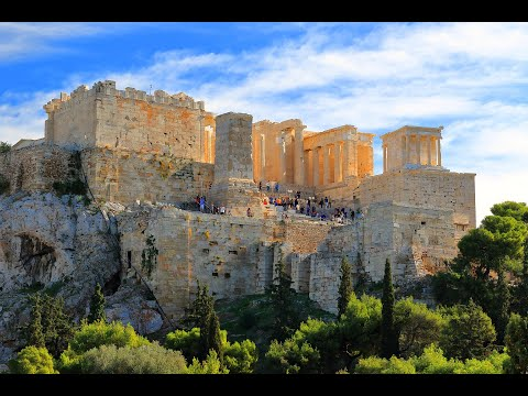 TRAVEL TO THIS MAGICAL CITY OF GODS | ATHENS | GREECE ?? | TRAVEL VIDEO