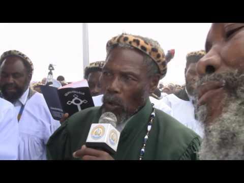 Shembe: Rev Mlungwana (Wena ufanele ukubongwa-234)