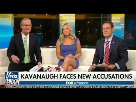A Second Woman Makes New Allegations Against Supreme Court Nominee Brett Kavanaugh