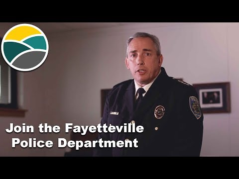 Join the Fayetteville Police Department - Fayetteville, Arkansas
