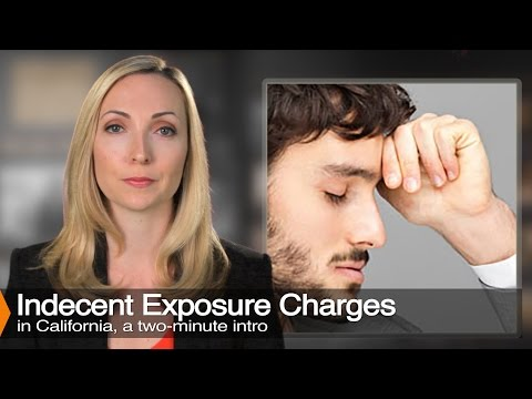 Indecent Exposure Laws | Penal Code 314