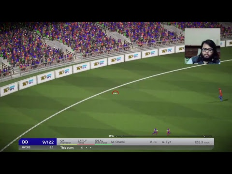 Delhi Daredevils vs Gujarat Lions // Indian Premier League // IPL // Don Bradman Cricket 17