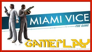 MIAMI VICE THE GAME - PSP - Gameplay / Review - Viva Miami