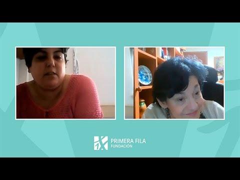 Entrevista a la directiva de Cermi Estatal Maribel Cáceres