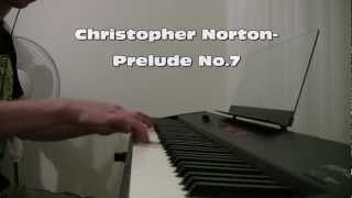 Christopher Norton - Prelude No.7 (Mambo)