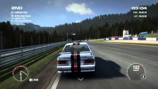 GRID 2 PC Gameplay [HD] - BMW E30 Sport Evo Circuit Race on Virgin Media Race Series, WSR Season 2