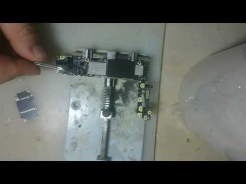 IPhone 6 не заряжается пиcaл аксессуар не поддерживается замена U2
