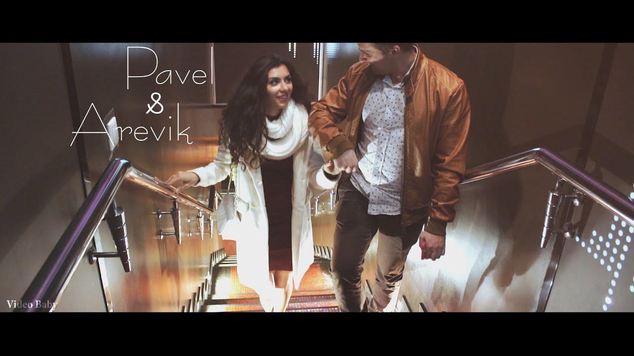 Pavel & Arevik г.Смела - YouTube