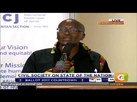 Citizen News: Civil Society On State Of The Nation