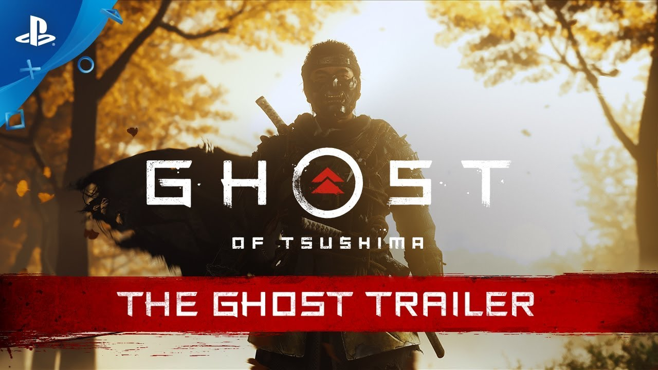 PS4『Ghost of Tsushima』「戰鬼」宣傳影片
