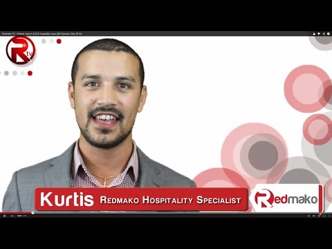 Redmako TV - Hottest 'sauce' of QLD hospitality news (6th Episode, May 2014)