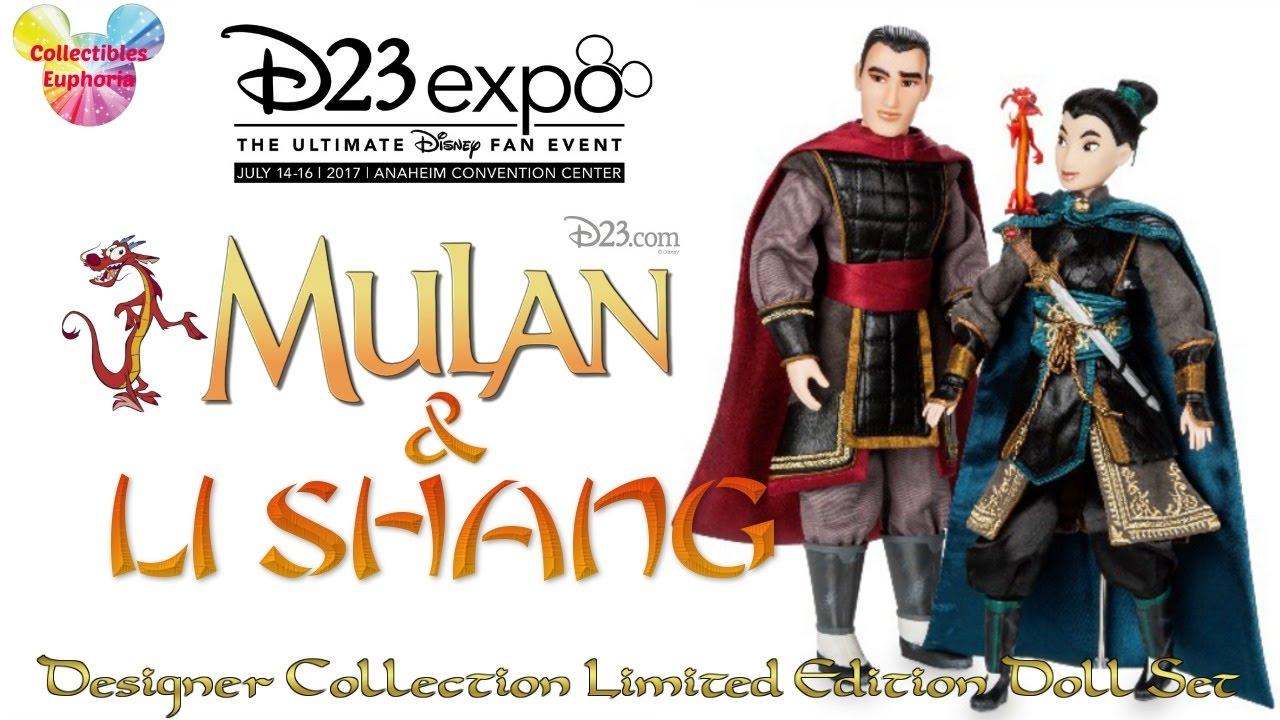 Coleu4ria Toy Chat Ep05 Disney Designer Collection