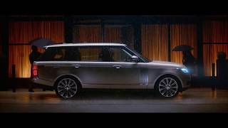 Range Rover Long Wheelbase - Sanctuary in the City - ROGEE