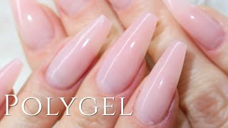 ♡ How to: Simply Polygel Nails | Modelones