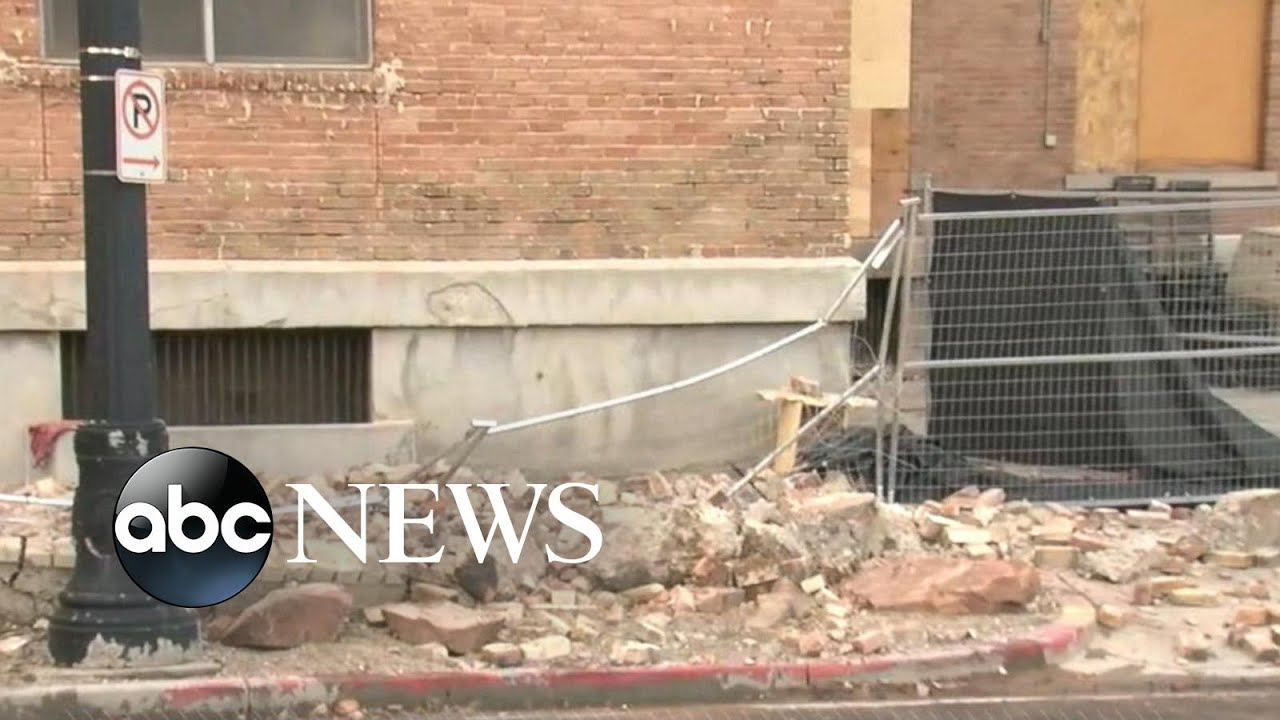 Another aftershock rattles Utah residents; Earthquakes also reported ...
