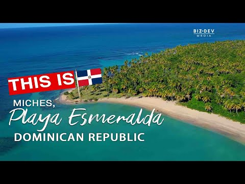 This is Miches, Playa Esmeralda, Dominican Republic- By Biz-Dev Media