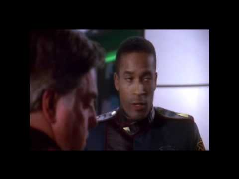 Babylon 5 - Severed dreams Opening Scenes.